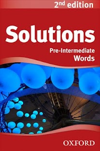 Solutions 2nd ed PI Words