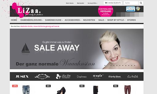 LiZaa Online Shop