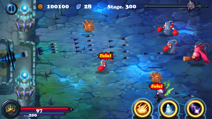 Defender- screenshot