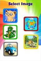 Screenshot of Puzzle Game