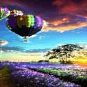 Balloon Ride Live Wallpaper icon