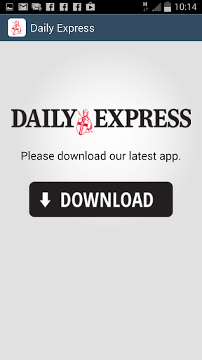 Daily Express Updater