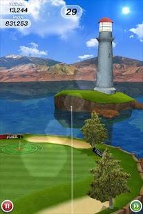 Flick Golf! Screenshot 27