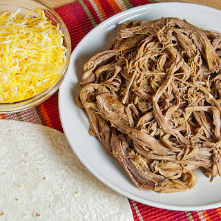 Mexican Shredded Beef.