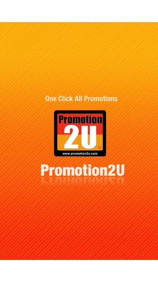 Promotion2U - screenshot