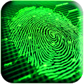 Fingerprint Scanner Unlock icon