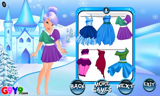 遊戲的女孩打扮 休閒 App-愛順發玩APP