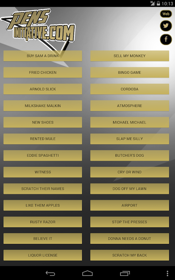 Mike Lange Soundboard- screenshot