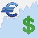 Euro US Dollar Exchange Rate icon