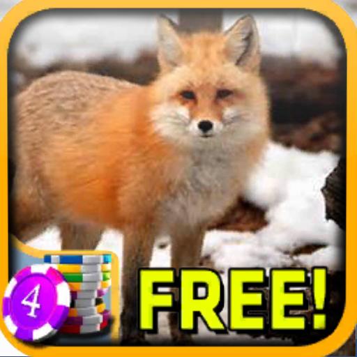 Red Fox Slots - Free LOGO-APP點子