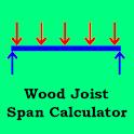 Wood Joist Span Calculator logo