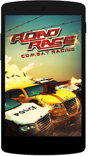 Road Rage Combat Racing
