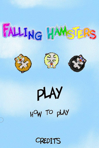 Falling Hamsters