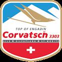 Corvatsch - St. Moritz Engadin icon
