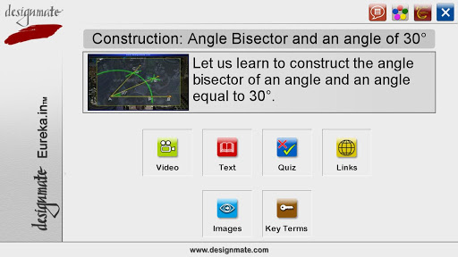 Construction: Angle Bisector