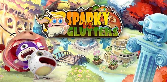 Sparky vs Glutters v1.31