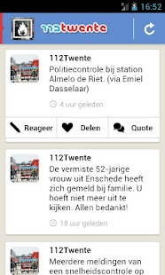 112Twente - screenshot thumbnail