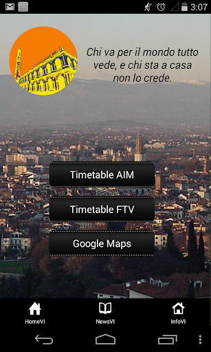 VicApp Live in Vicenza