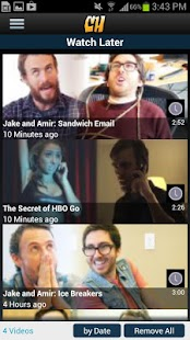 CollegeHumor Originals - screenshot thumbnail