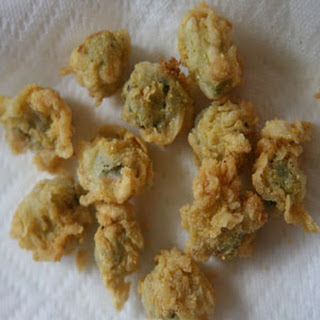 Fried Okra Recipe