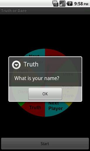 Truth or Dare Free