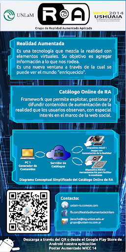Poster Aumentado WICC 14
