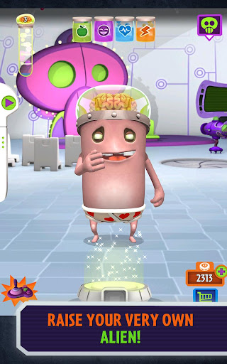 Oh No My Pet Brainling