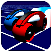 3D Ultimate Light Cycle Racing