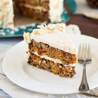 Some-Shade-of-Paleo Carrot Cake.