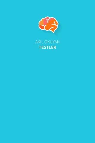 Akıl Okuyan Kişilik Testler - screenshot