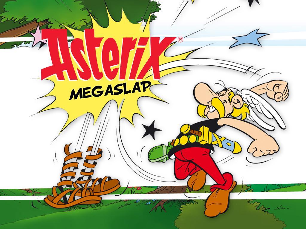 Asterix Megaslap screenshot #11