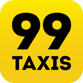 99Taxis app - Taxi by Phone