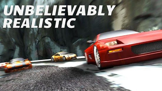 Real Need for Racing Speed Car- screenshot thumbnail