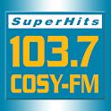 COSY-FM logo