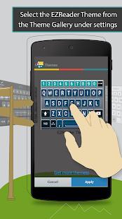 A.I.type EZReader Theme Pack - screenshot thumbnail