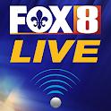 FOX 8 LIVE icon