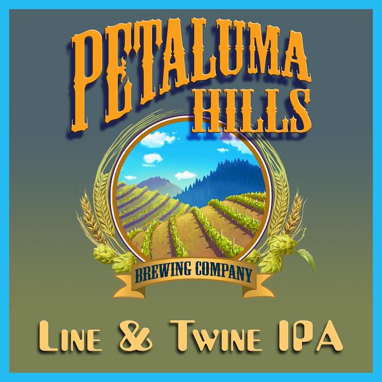 Logo of Petaluma Hills Line & Twine IPA
