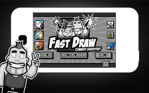 Fast Draw - Cowboy Shootout