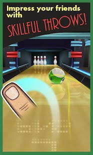 Rocka Bowling 3D- screenshot thumbnail