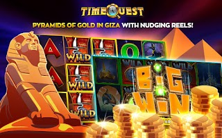 Screenshot of TimeQuest Slots | FREE GAMES