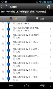 Washington DC Bus - screenshot thumbnail