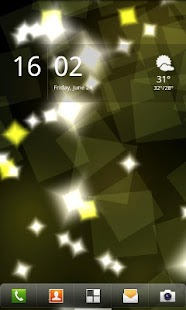 Luma Lite Live Wallpaper - screenshot thumbnail