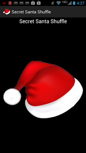 Secret Santa Shuffle