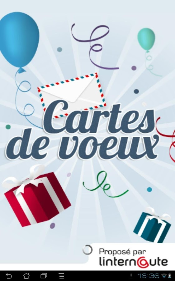 Célèbre Cartes de voeux - Android Apps on Google Play MT56