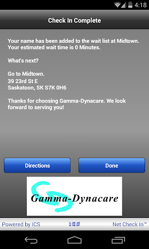 【免費醫療App】Net Check In - Gamma-Dynacare-APP點子