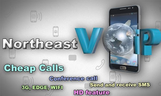 Northeast Voip Android app- screenshot thumbnail