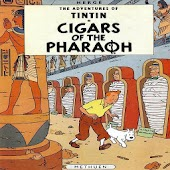 Tintin Cigars of the Pharaoh