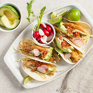 Chipotle Fish Tacos