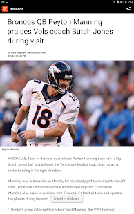 Denver Post Sports- screenshot thumbnail