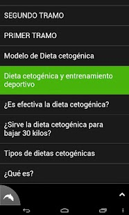 Dieta Cetogenica - screenshot thumbnail